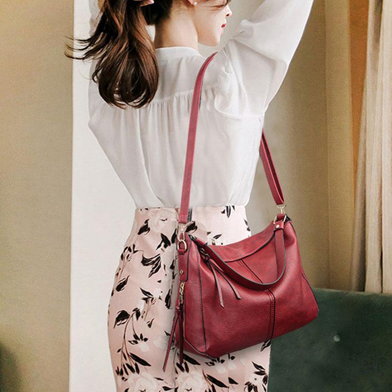 Women-handbags-women-shoulder-bag-large-tote-bags-hobo-soft-leather-ladies-R4X6 thumbnail 21
