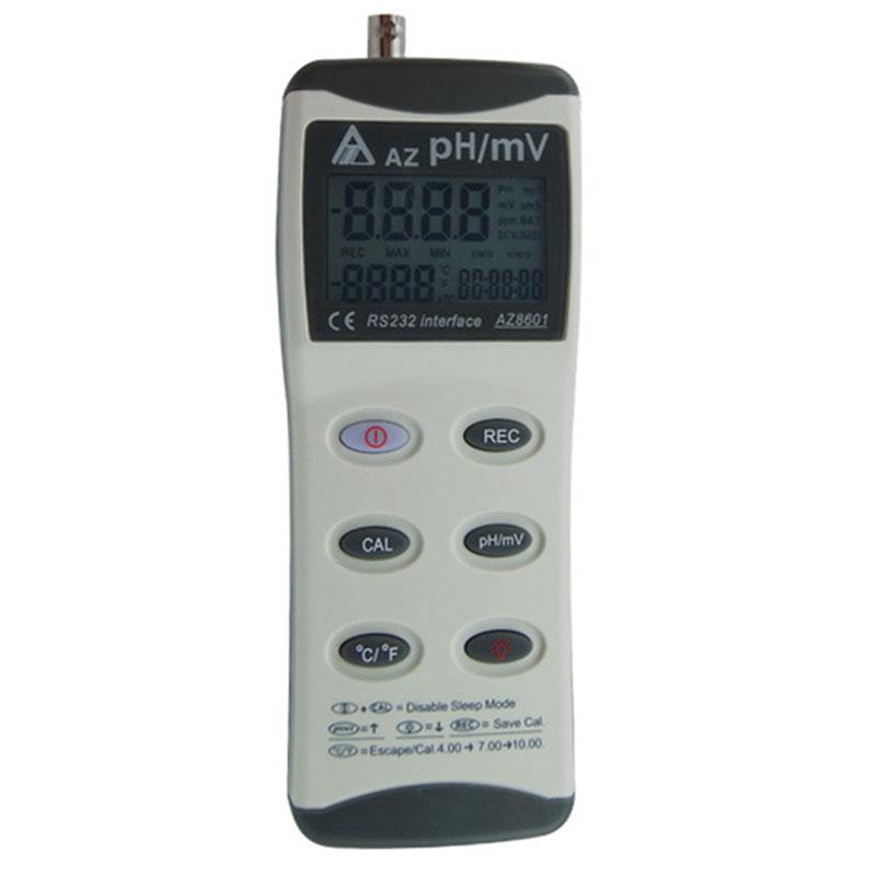 2X (AZ pH metro Tester Range 0.00  14.00 Portatile Misuratore di qualità dell'acqua con T W8S8)