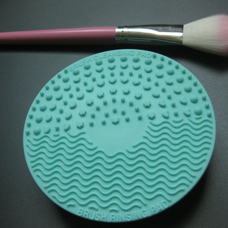Silicone-Makeup-Brush-Cleansing-Pad-Palette-Brush-Cleaner-Cleaning-Mat-Wash-O2V1 thumbnail 17