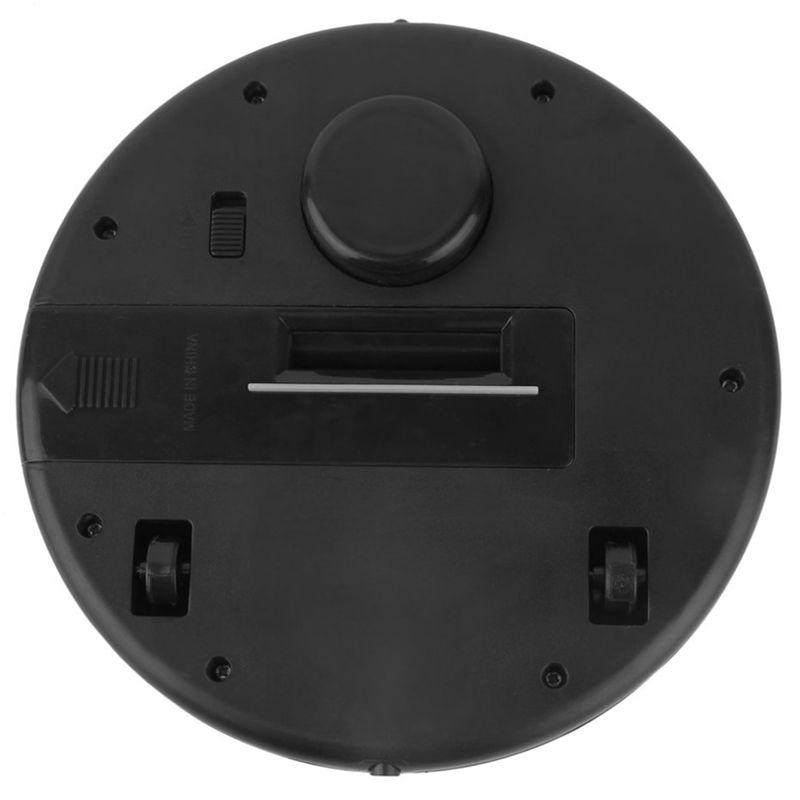 2-en-1-Robot-de-Barrido-de-Piso-Recargable-Colector-de-Polvo-Aspiradora-Robo-3N4 miniatura 3