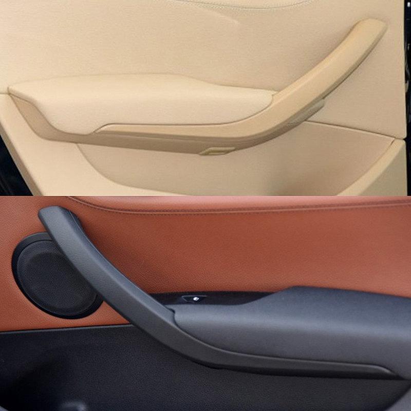 Cubierta de La Manija de La Puerta Interior Del Coche Para BMW X1 E84 2010-2 2Z8