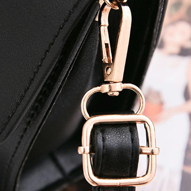 1X-Sommer-Mode-Frauen-Tasche-Handtaschen-PU-Umhaenge-Tasche-Kleine-Klappe-Kr-I6K4 Indexbild 4