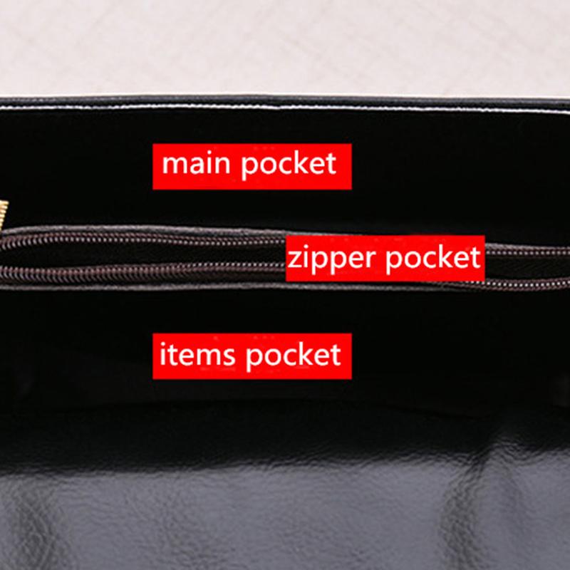 1X-Sommer-Mode-Frauen-Tasche-Handtaschen-PU-Umhaenge-Tasche-Kleine-Klappe-Kr-I6K4 Indexbild 8