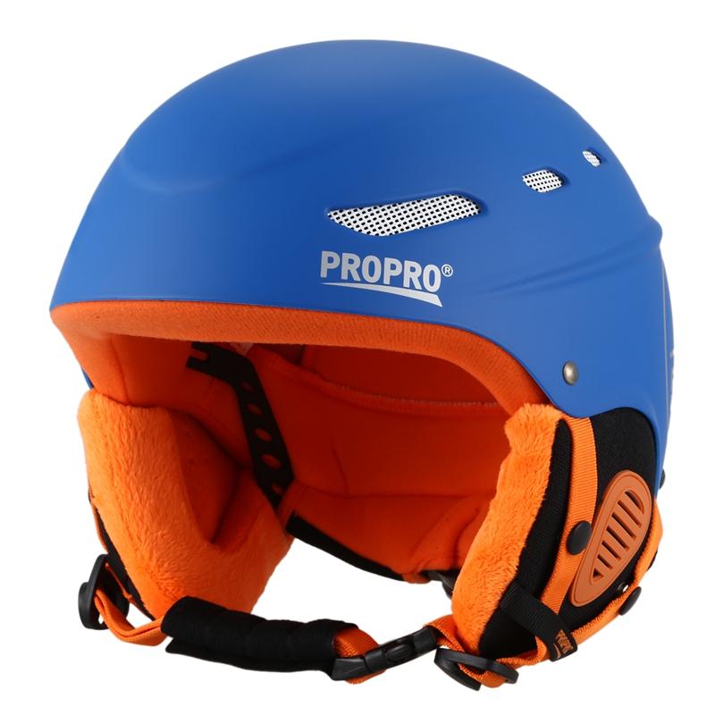 Propro-Ski-Helmet-Ultralight-Integrally-Molded-Adult-Warm-Helmet-Men-Women-N4L4 thumbnail 12