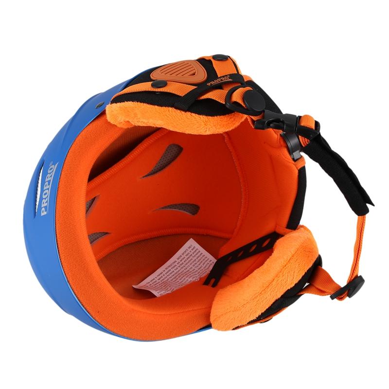 Propro-Ski-Helmet-Ultralight-Integrally-Molded-Adult-Warm-Helmet-Men-Women-N4L4 thumbnail 16