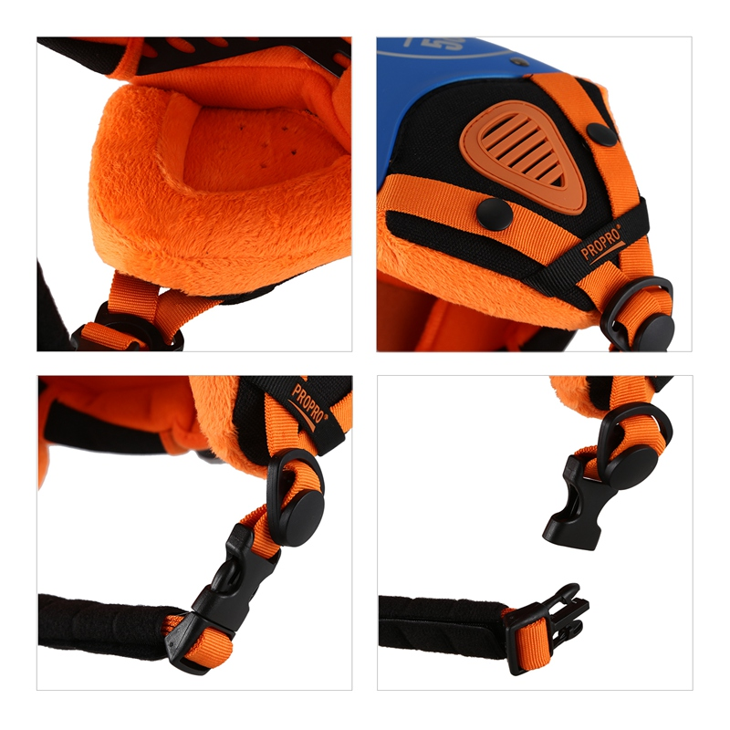 Propro-Ski-Helmet-Ultralight-Integrally-Molded-Adult-Warm-Helmet-Men-Women-N4L4 thumbnail 18