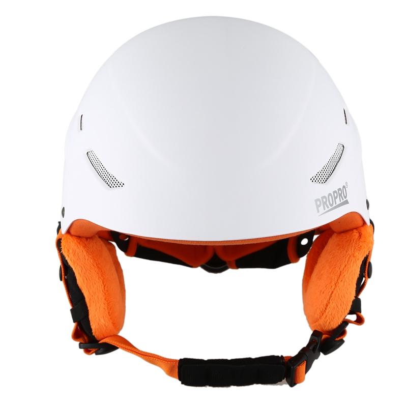 Propro-Ski-Helmet-Ultralight-Integrally-Molded-Adult-Warm-Helmet-Men-Women-N4L4 thumbnail 4