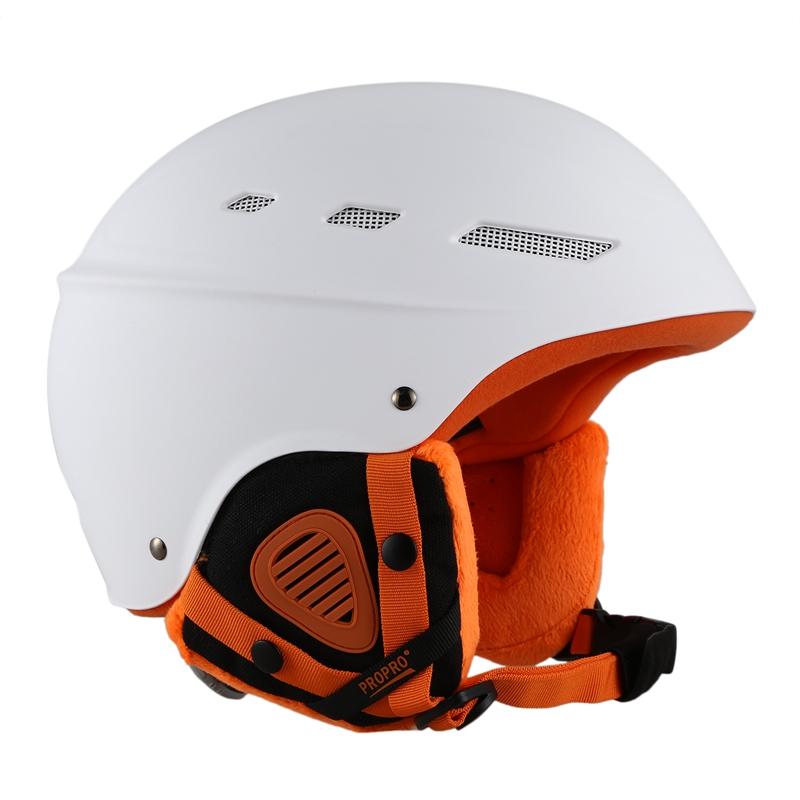 Propro-Ski-Helmet-Ultralight-Integrally-Molded-Adult-Warm-Helmet-Men-Women-N4L4 thumbnail 5