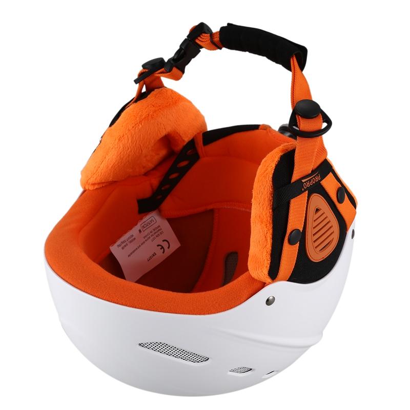 Propro-Ski-Helmet-Ultralight-Integrally-Molded-Adult-Warm-Helmet-Men-Women-N4L4 thumbnail 7