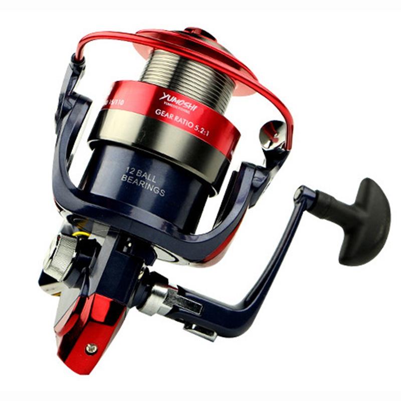 Yumoshi-Daiwa-Pesca-Moulinet-DorE-Spinning-Moulinet-De-PEChe-Bobine-Fixe-Fi-6Q4 miniature 3