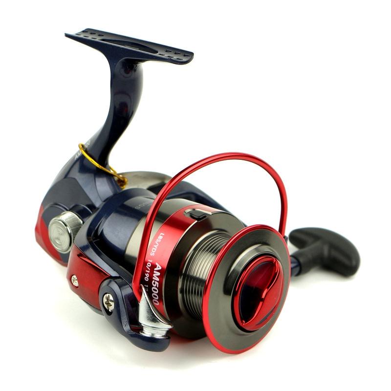 Yumoshi-Daiwa-Pesca-Golden-Reel-Spinning-Fishing-Reel-Fixed-Spool-Reel-Coil-M2L6 thumbnail 5