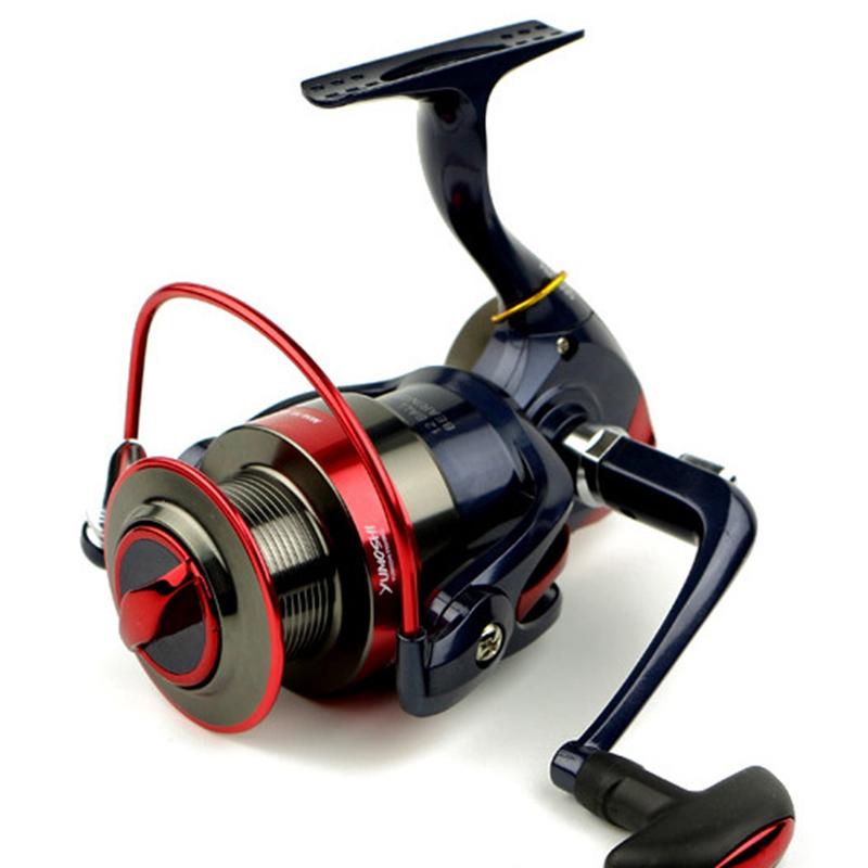 Yumoshi-Daiwa-Pesca-Golden-Reel-Spinning-Fishing-Reel-Fixed-Spool-Reel-Coil-M2L6 thumbnail 6