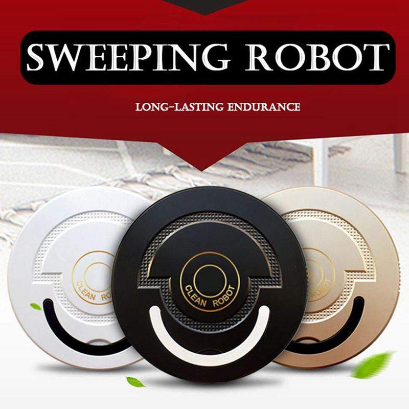 2X-Pro-Robotic-Vacuum-Rechargeable-Smart-Cleaning-Robot-Mini-Automatic-Indu9D8 thumbnail 7
