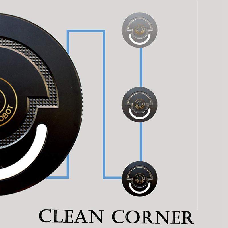 2X-Pro-Robotic-Vacuum-Rechargeable-Smart-Cleaning-Robot-Mini-Automatic-Indu9D8 thumbnail 8