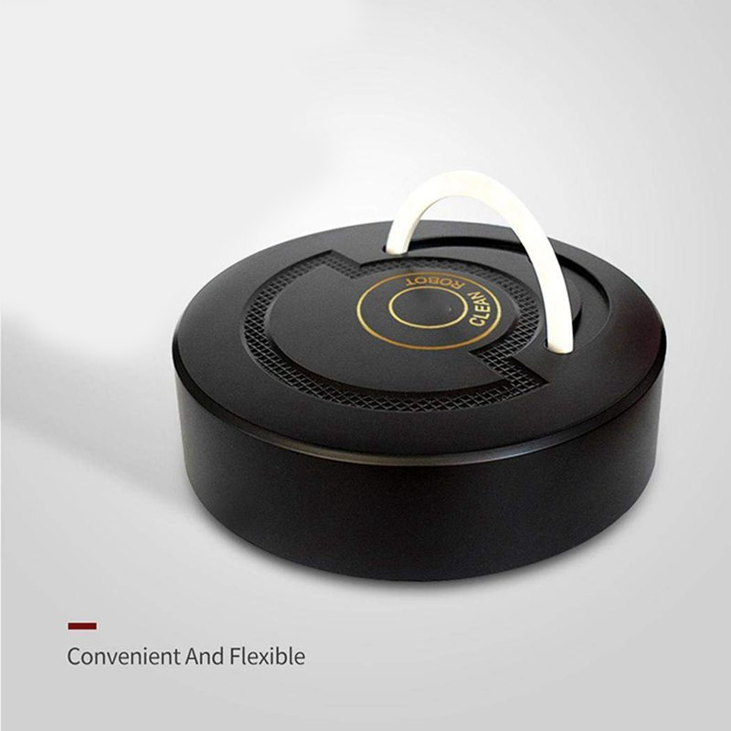 2X-Pro-Robotic-Vacuum-Rechargeable-Smart-Cleaning-Robot-Mini-Automatic-Indu9D8 thumbnail 10