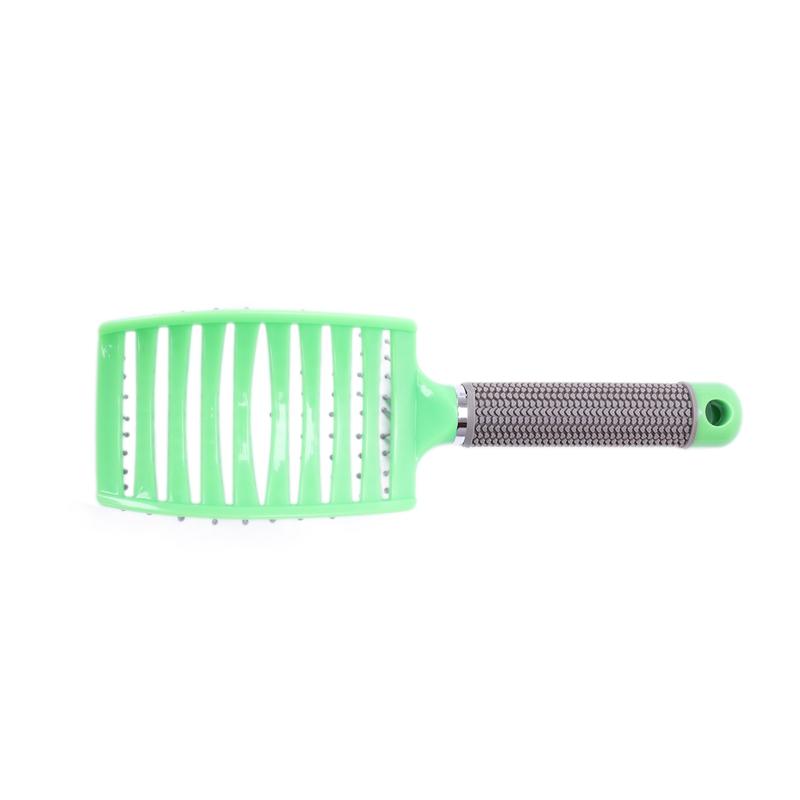 Peigne-A-Cheveux-Aere-Demelant-Brosse-de-Massage-A-Poils-Epais-Q1M5 miniature 11
