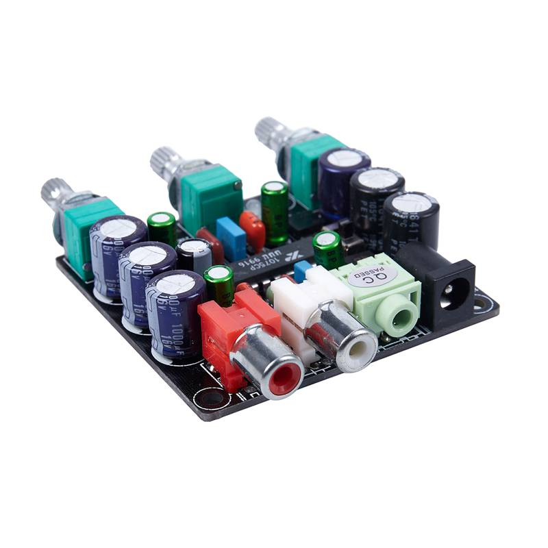 Details about DC XR1075 BBE Circuit Board Tone Adjustment Volume Control  Power Amplifier L7I3
