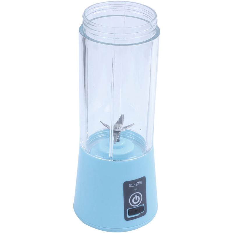 380Ml-Exprimidor-Usb-Recargable-Taza-De-La-Botella-Licuadora-De-Jugo-De-Cit-R1K7 miniatura 5