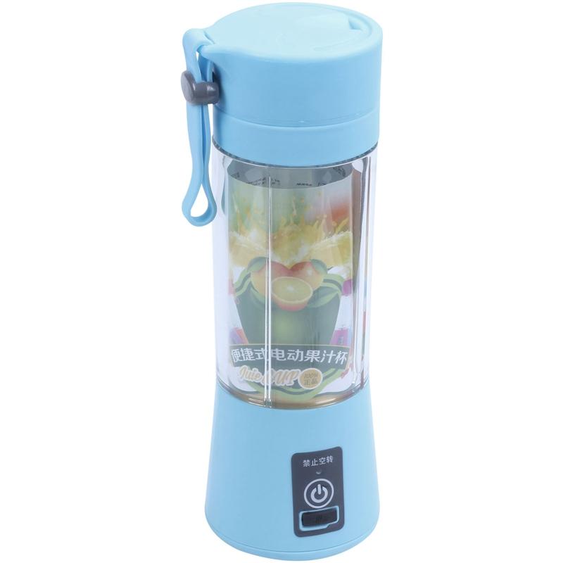 380Ml-Exprimidor-Usb-Recargable-Taza-De-La-Botella-Licuadora-De-Jugo-De-Cit-R1K7 miniatura 2