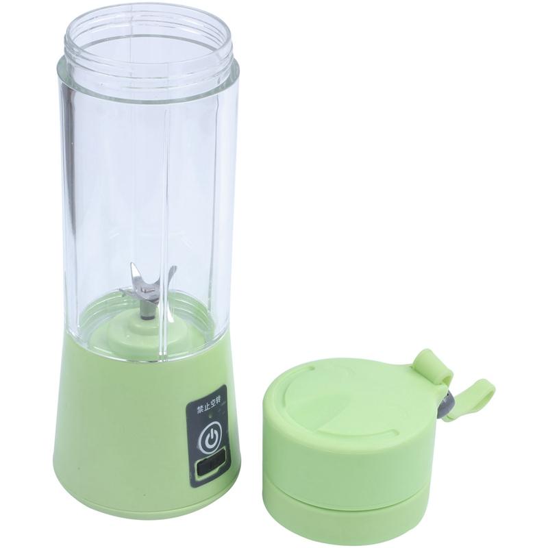 380Ml-Exprimidor-Usb-Recargable-Taza-De-La-Botella-Licuadora-De-Jugo-De-Cit-R1K7 miniatura 14