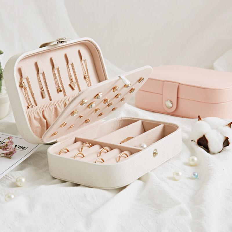 European-Pu-Leather-Jewelry-Boxes-Princess-Portable-Storage-Box-Multi-Layer-F2H2 thumbnail 4