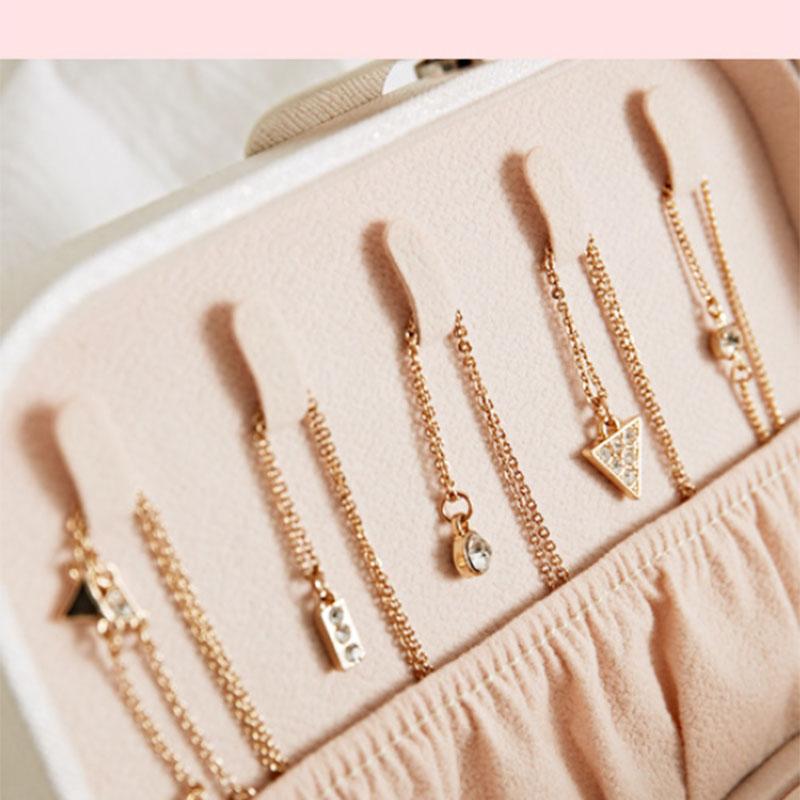European-Pu-Leather-Jewelry-Boxes-Princess-Portable-Storage-Box-Multi-Layer-F2H2 thumbnail 8