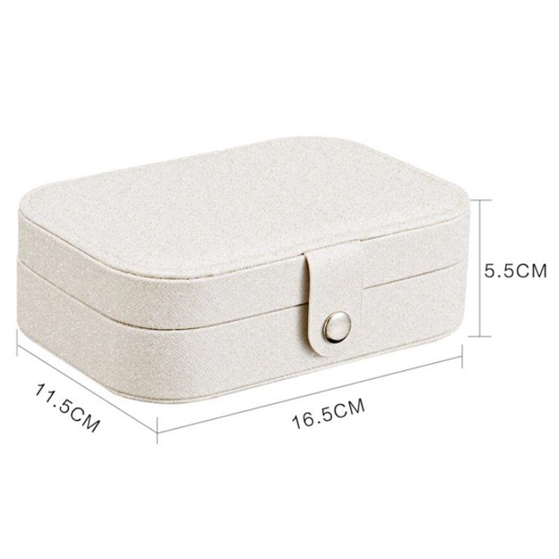 European-Pu-Leather-Jewelry-Boxes-Princess-Portable-Storage-Box-Multi-Layer-F2H2 thumbnail 13
