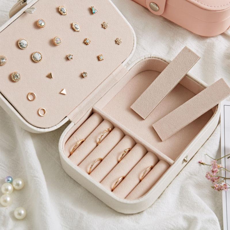 European-Pu-Leather-Jewelry-Boxes-Princess-Portable-Storage-Box-Multi-Layer-F2H2 thumbnail 15