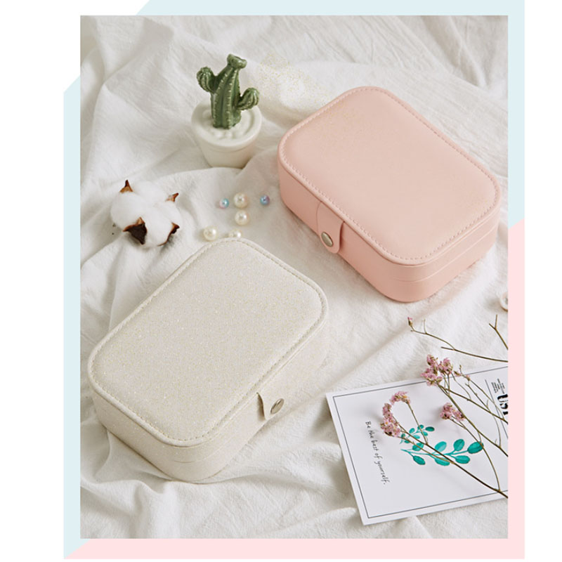 European-Pu-Leather-Jewelry-Boxes-Princess-Portable-Storage-Box-Multi-Layer-F2H2 thumbnail 16