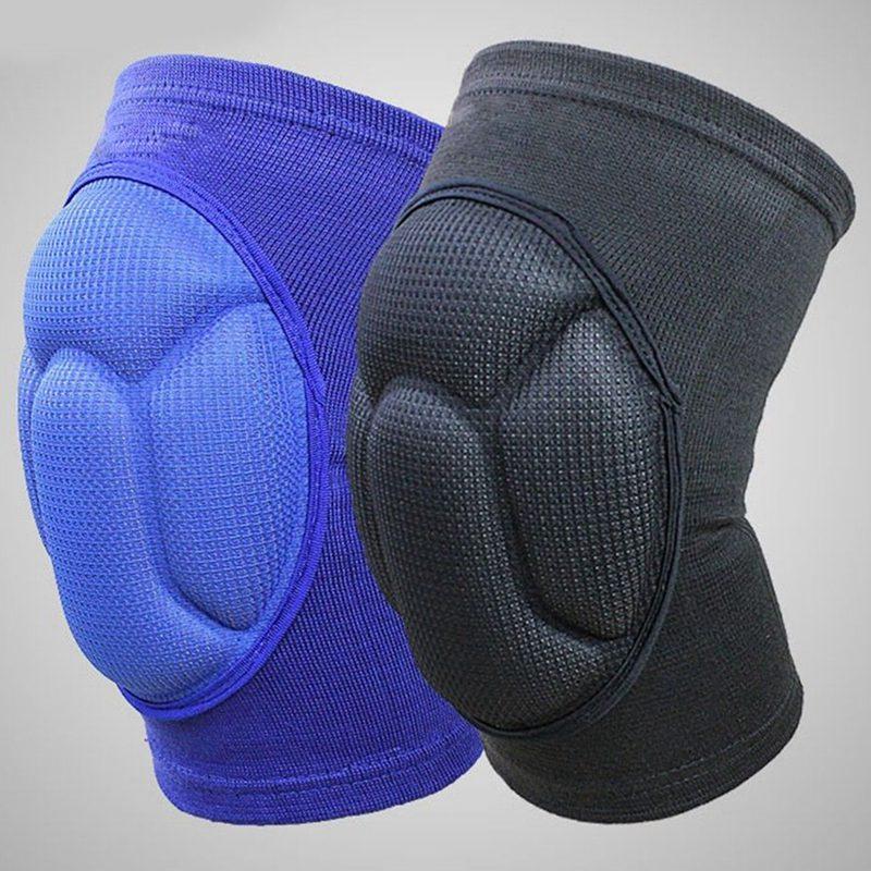 Protecteur-Genouilleres-En-Eponge-Support-De-Sport-De-Basket-Ball-De-Volley-1H2 miniature 3