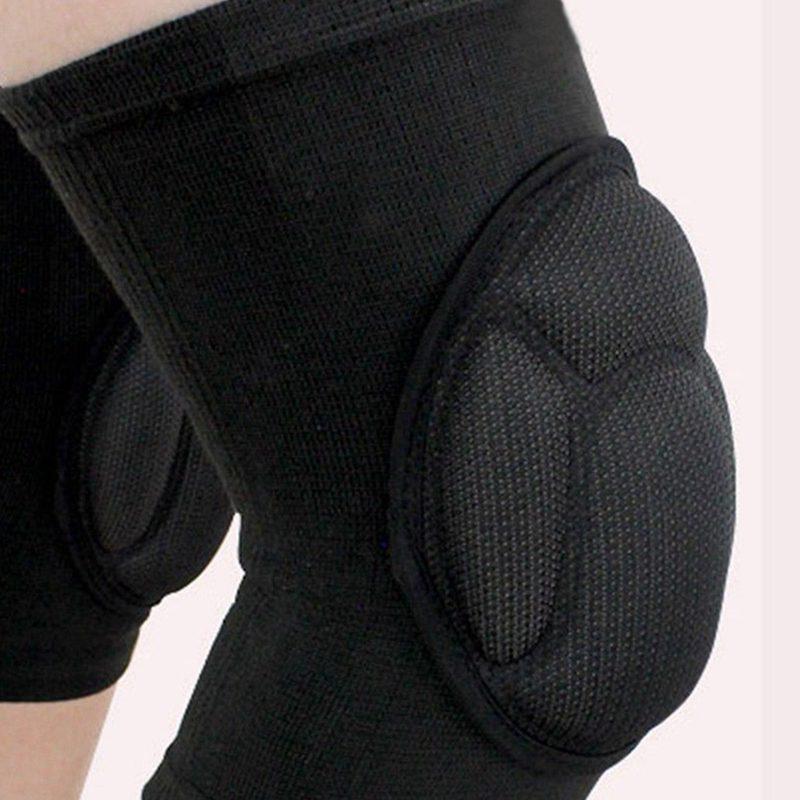 Protecteur-Genouilleres-En-Eponge-Support-De-Sport-De-Basket-Ball-De-Volley-1H2 miniature 14