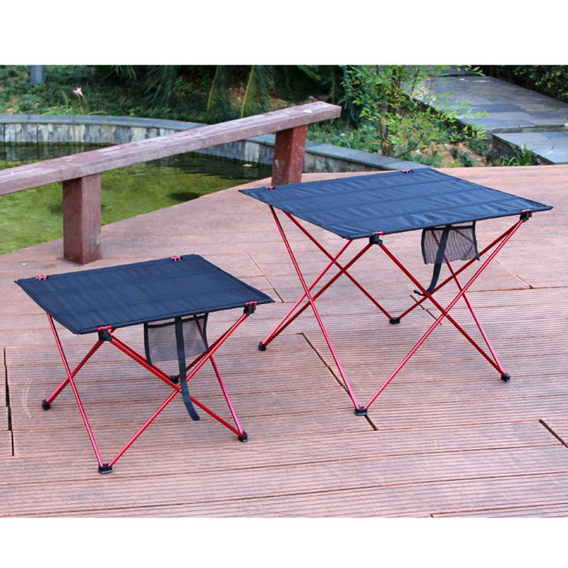 Table-Pliable-Table-De-Pique-Nique-De-Barbecue-Table-De-Camping-Portable-Ta-G6D1 miniature 3