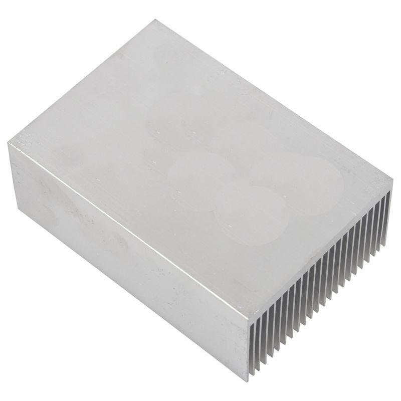 large aluminum heatsink heat sink radiator cooling fin for ic led power amp z8c7 192090461851 ebay. Black Bedroom Furniture Sets. Home Design Ideas