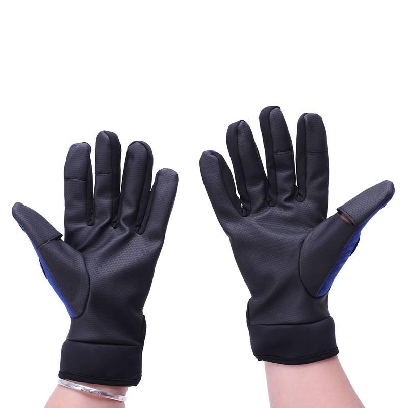 Winter-Warm-Fishing-Gloves-Cotton-3-Fingers-Cut-Waterproof-Anti-Slip-Fishing-6D5 thumbnail 5