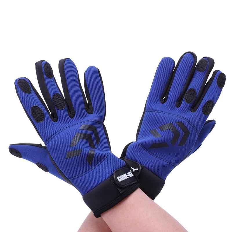 Winter-Warm-Fishing-Gloves-Cotton-3-Fingers-Cut-Waterproof-Anti-Slip-Fishing-6D5 thumbnail 6