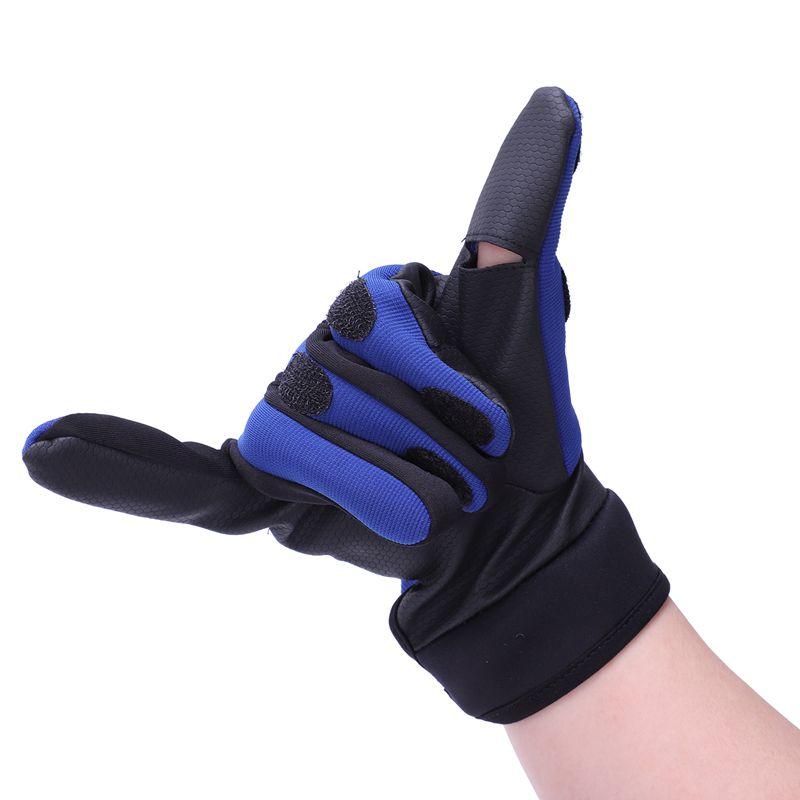 Winter-Warm-Fishing-Gloves-Cotton-3-Fingers-Cut-Waterproof-Anti-Slip-Fishing-6D5 thumbnail 8