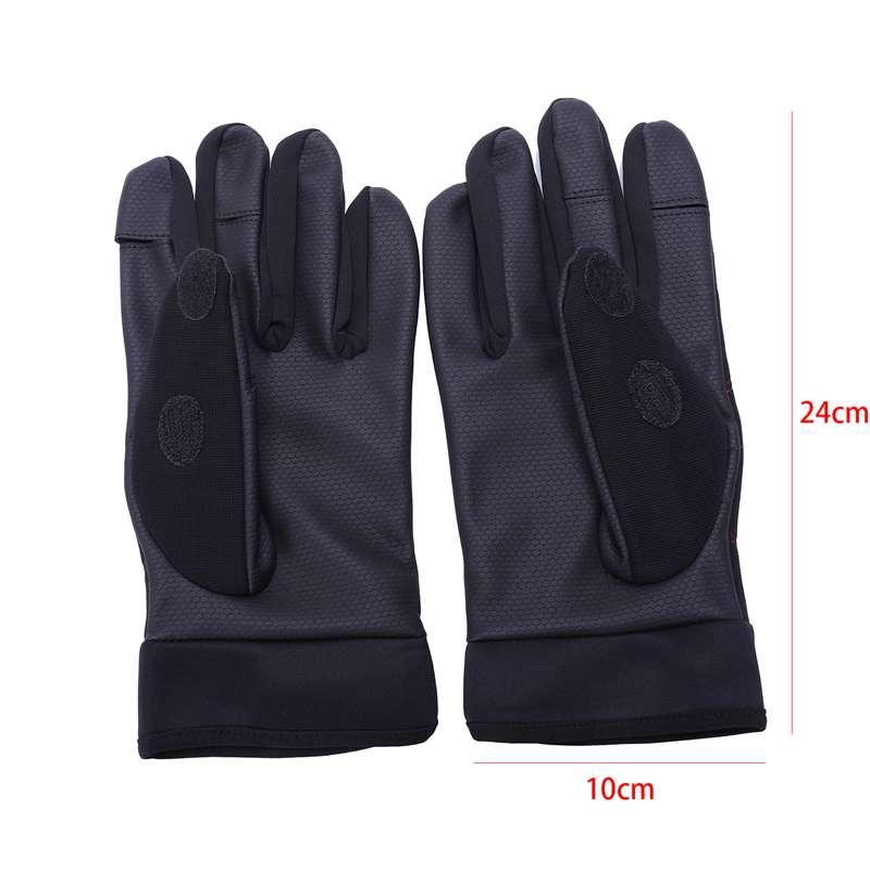 Winter-Warm-Fishing-Gloves-Cotton-3-Fingers-Cut-Waterproof-Anti-Slip-Fishing-6D5 thumbnail 13