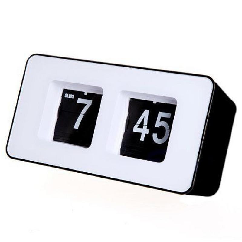 Horloge-De-Bureau-A-Retournement-Automatique-Numerique-Reveils-A-Retourneme-2X6 miniature 5