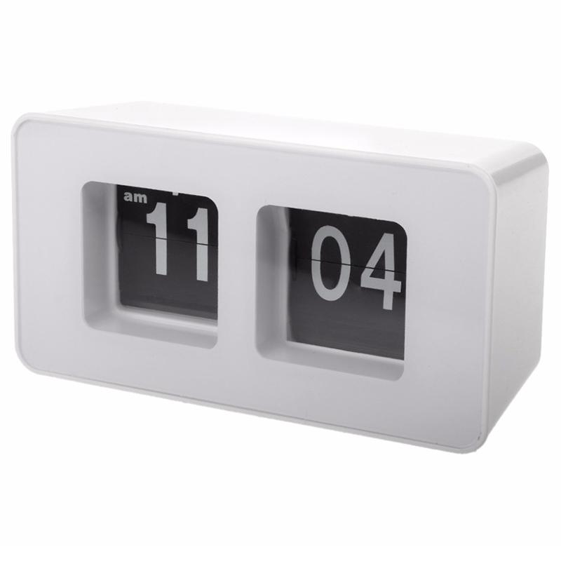 Horloge-De-Bureau-A-Retournement-Automatique-Numerique-Reveils-A-Retourneme-2X6 miniature 9