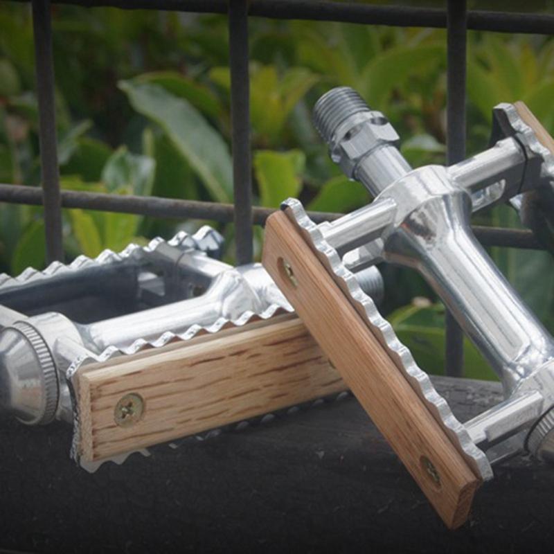 Shanmashi-Bicycle-Pedals-Mountain-Bike-Mtb-Road-Cycling-Aluminum-Alloy-Vint-M6H8 thumbnail 17