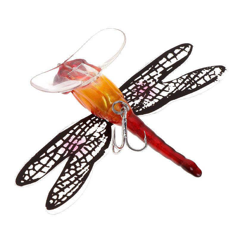 1X-Fishing-Floating-Bait-Dragonfly-Artificial-Simulated-Fly-Fishing-Lure-Co3D1 thumbnail 10