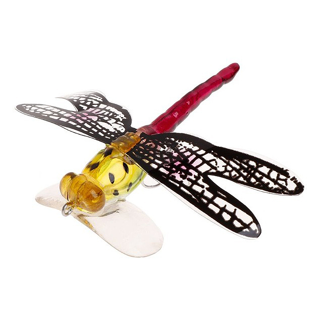 1X-Fishing-Floating-Bait-Dragonfly-Artificial-Simulated-Fly-Fishing-Lure-Co3D1 thumbnail 11