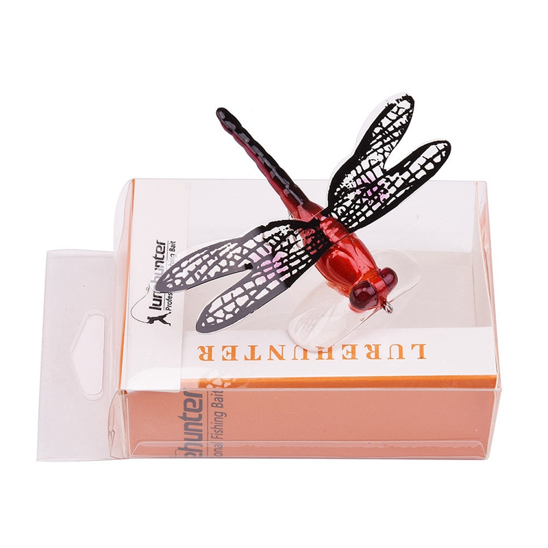1X-Fishing-Floating-Bait-Dragonfly-Artificial-Simulated-Fly-Fishing-Lure-Co3D1 thumbnail 18