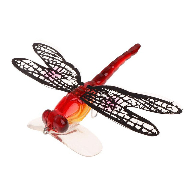 1X-Fishing-Floating-Bait-Dragonfly-Artificial-Simulated-Fly-Fishing-Lure-Co3D1 thumbnail 19