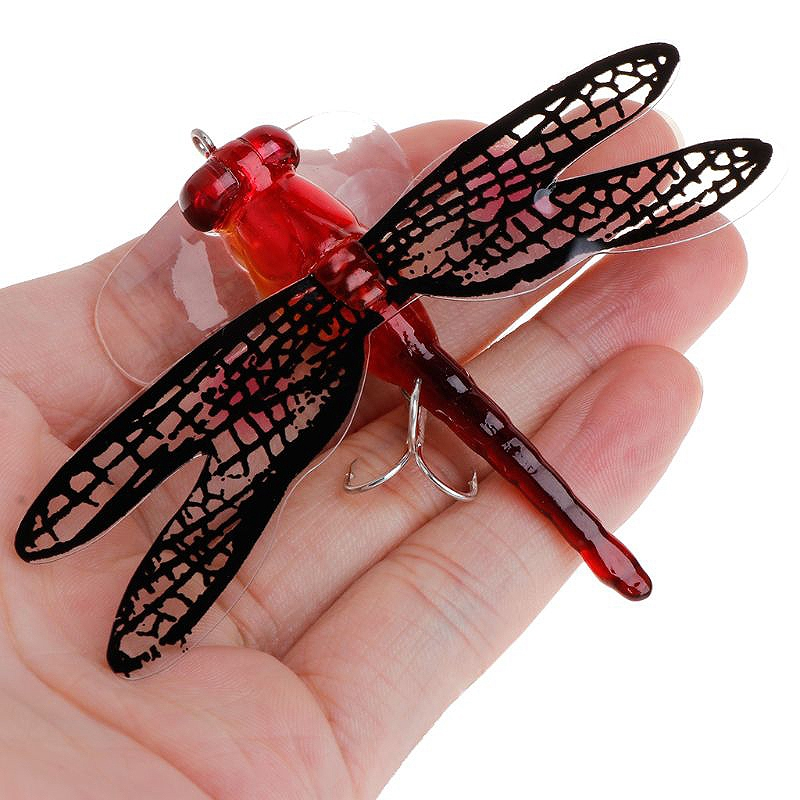 1X-Fishing-Floating-Bait-Dragonfly-Artificial-Simulated-Fly-Fishing-Lure-Co3D1 thumbnail 21