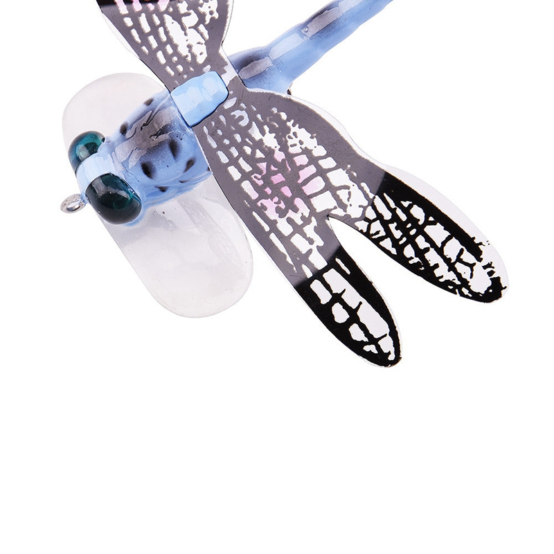 1X-Fishing-Floating-Bait-Dragonfly-Artificial-Simulated-Fly-Fishing-Lure-Co3D1 thumbnail 29