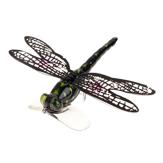 1X-Fishing-Floating-Bait-Dragonfly-Artificial-Simulated-Fly-Fishing-Lure-Co3D1 thumbnail 36