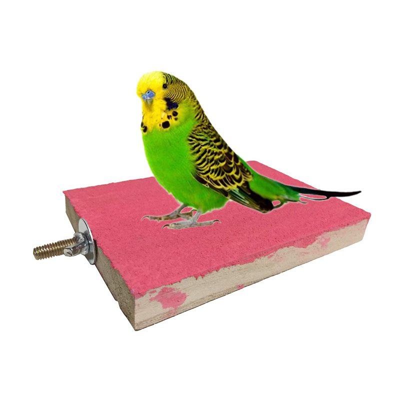 2X-Packung-Mit-5-Vogel-Kauen-Spielzeug-Vogel-Haengende-Glocke-Vogel-Leiter-H-H9C4 Indexbild 4
