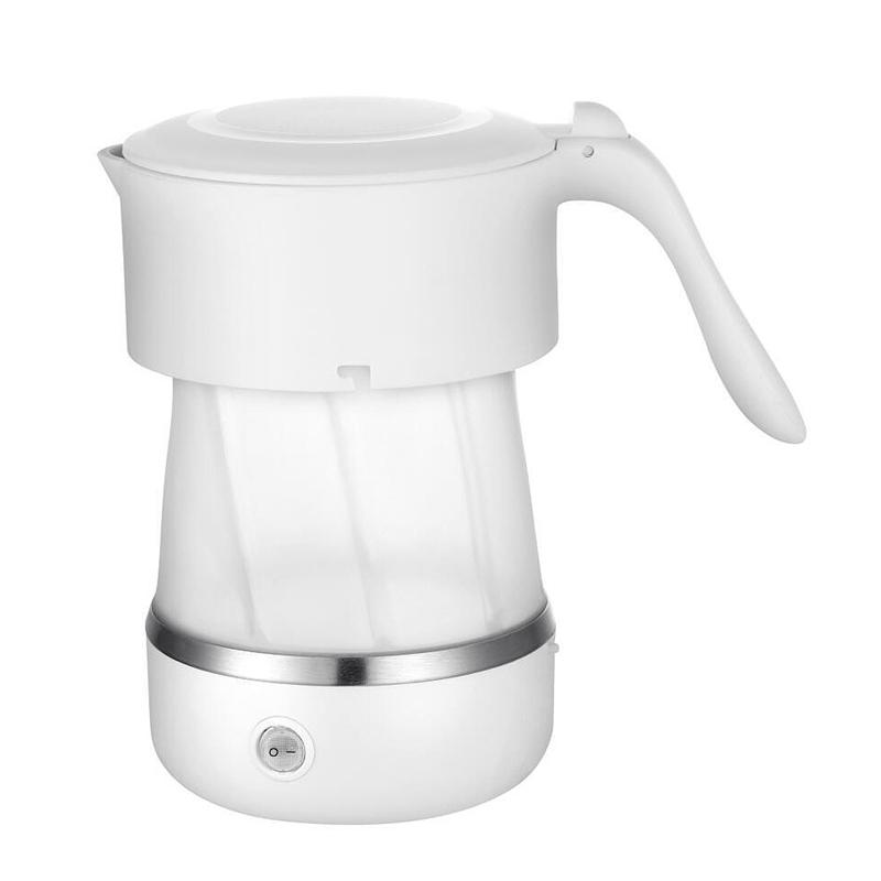 3X Pieghevole in Silicone kettle, bollitore, BOTTIGLIA di viaggio portatile, campinb 3B7