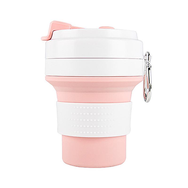 10X (Voyage Bouteille Portable télescopique Cup Outdoor Camping Tasse à café avec S 1Q3)